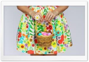 Easter Egg Hunt HD Wide Wallpaper for 4K UHD Widescreen desktop & smartphone