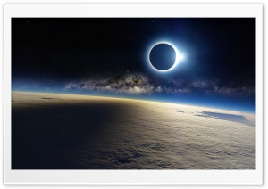 Eclipse Ultra HD Wallpaper for 4K UHD Widescreen desktop, tablet & smartphone
