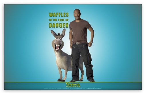 Eddie Murphy as Donkey, Shrek Forever After HD wallpaper for Wide 16:10 5:3 Widescreen WHXGA WQXGA WUXGA WXGA WGA ; HD 16:9 High Definition WQHD QWXGA 1080p 900p 720p QHD nHD ; UHD 16:9 WQHD QWXGA 1080p 900p 720p QHD nHD ; Standard 4:3 5:4 3:2 Fullscreen UXGA XGA SVGA QSXGA SXGA DVGA HVGA HQVGA devices ( Apple PowerBook G4 iPhone 4 3G 3GS iPod Touch ) ; Tablet 1:1 ; iPad 1/2/Mini ; Mobile 4:3 5:3 3:2 5:4 - UXGA XGA SVGA WGA DVGA HVGA HQVGA devices ( Apple PowerBook G4 iPhone 4 3G 3GS iPod Touch ) QSXGA SXGA ;