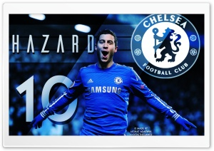 Eden Hazard HD Wide Wallpaper for Widescreen