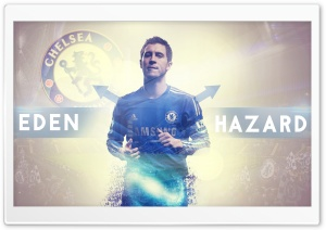 Eden Hazard Wallpaper Chelsea HD Wide Wallpaper for Widescreen
