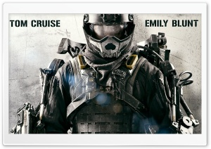 Edge of Tomorrow 2014 HD Wide Wallpaper for Widescreen