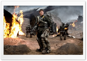 Edge of Tomorrow Aliens HD Wide Wallpaper for Widescreen