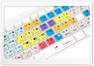 Editing Keyboard HD Wide Wallpaper for Widescreen