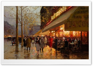 Edouard Cortes HD Wide Wallpaper for 4K UHD Widescreen desktop & smartphone