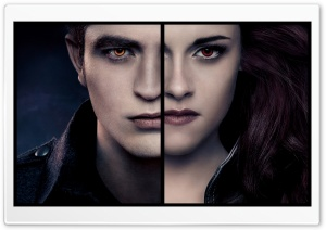 Edward And Bella Vampire HD Wide Wallpaper for 4K UHD Widescreen desktop & smartphone