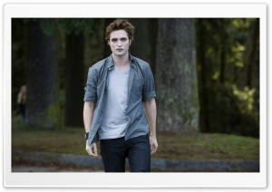 Edward Cullen   Twilight HD Wide Wallpaper for Widescreen