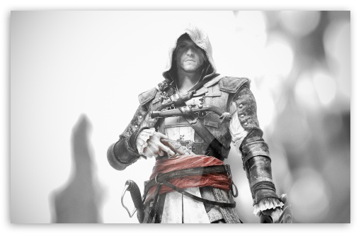 Edward Kenway BW Enhanced HD wallpaper for Wide 16:10 5:3 Widescreen WHXGA WQXGA WUXGA WXGA WGA ; HD 16:9 High Definition WQHD QWXGA 1080p 900p 720p QHD nHD ; Standard 4:3 5:4 3:2 Fullscreen UXGA XGA SVGA QSXGA SXGA DVGA HVGA HQVGA devices ( Apple PowerBook G4 iPhone 4 3G 3GS iPod Touch ) ; Tablet 1:1 ; iPad 1/2/Mini ; Mobile 4:3 5:3 3:2 16:9 5:4 - UXGA XGA SVGA WGA DVGA HVGA HQVGA devices ( Apple PowerBook G4 iPhone 4 3G 3GS iPod Touch ) WQHD QWXGA 1080p 900p 720p QHD nHD QSXGA SXGA ;