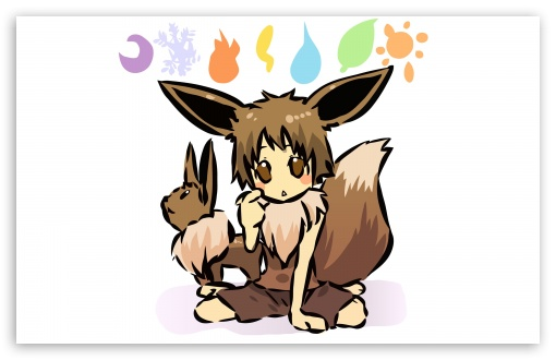 Eevee Pokemon HD wallpaper for Wide 16:10 5:3 Widescreen WHXGA WQXGA WUXGA WXGA WGA ; Standard 4:3 5:4 3:2 Fullscreen UXGA XGA SVGA QSXGA SXGA DVGA HVGA HQVGA devices ( Apple PowerBook G4 iPhone 4 3G 3GS iPod Touch ) ; Tablet 1:1 ; iPad 1/2/Mini ; Mobile 4:3 5:3 3:2 5:4 - UXGA XGA SVGA WGA DVGA HVGA HQVGA devices ( Apple PowerBook G4 iPhone 4 3G 3GS iPod Touch ) QSXGA SXGA ;