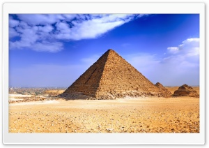 Egypt Pyramid HD Wide Wallpaper for Widescreen