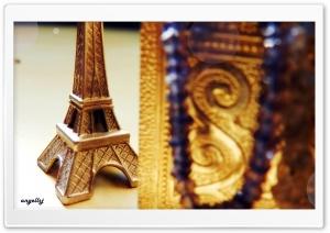 Eiffel Tower Ultra HD Wallpaper for 4K UHD Widescreen desktop, tablet & smartphone