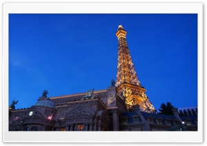 Eiffel Tower HD Wide Wallpaper for 4K UHD Widescreen desktop & smartphone