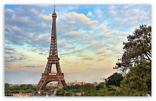 Eiffel Tower Paris France Ultra Hd Desktop Background Wallpaper For 4k Uhd Tv Multi Display Dual Monitor