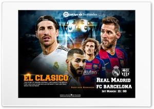 EL CLASICO 2020 Ultra HD Wallpaper for 4K UHD Widescreen desktop, tablet & smartphone