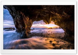 El Matador State Beach, CA HD Wide Wallpaper for 4K UHD Widescreen desktop & smartphone