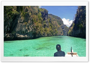 El Nido, Palawan HD Wide Wallpaper for 4K UHD Widescreen desktop & smartphone