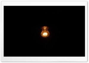Electric Bulb HD Wide Wallpaper for Widescreen