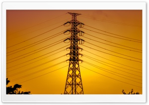 Electric Energy HD Wide Wallpaper for Widescreen