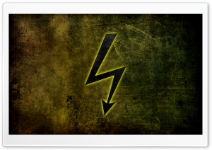 Electricity Sign HD Wide Wallpaper for Widescreen