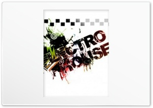 Electro House HD Wide Wallpaper for Widescreen