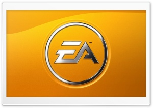 Electronic Arts Logo HD Wide Wallpaper for Widescreen