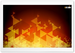 Element Fire HD Wide Wallpaper for Widescreen