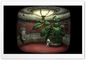 Elevator, Machinarium Game HD Wide Wallpaper for Widescreen