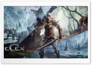 Elex 2017 Game HD Wide Wallpaper for 4K UHD Widescreen desktop & smartphone