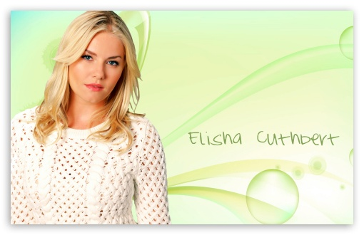 Elisha Cuthbert Hd Wallpapers: Elisha Cuthbert 4K HD Desktop Wallpaper For • Wide & Ultra