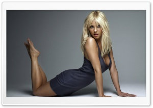 Elisha Cuthbert Posing Ultra HD Wallpaper for 4K UHD Widescreen desktop, tablet & smartphone