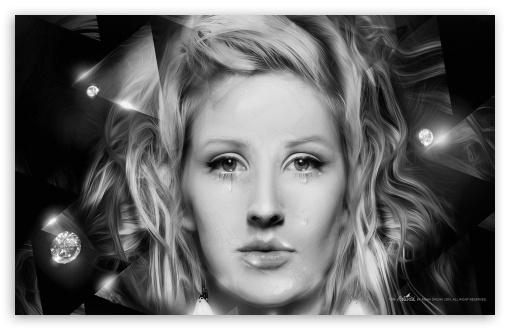 Ellie Goulding Crying HD wallpaper for Wide 16:10 5:3 Widescreen WHXGA WQXGA WUXGA WXGA WGA ; HD 16:9 High Definition WQHD QWXGA 1080p 900p 720p QHD nHD ; Standard 4:3 5:4 3:2 Fullscreen UXGA XGA SVGA QSXGA SXGA DVGA HVGA HQVGA devices ( Apple PowerBook G4 iPhone 4 3G 3GS iPod Touch ) ; iPad 1/2/Mini ; Mobile 4:3 5:3 3:2 16:9 5:4 - UXGA XGA SVGA WGA DVGA HVGA HQVGA devices ( Apple PowerBook G4 iPhone 4 3G 3GS iPod Touch ) WQHD QWXGA 1080p 900p 720p QHD nHD QSXGA SXGA ;