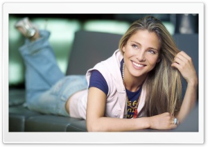 Elsa Pataky HD Wide Wallpaper for Widescreen