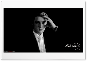 Elvis 1956 HD Wide Wallpaper for Widescreen