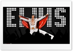 Elvis On Tour 1972 HD Wide Wallpaper for Widescreen