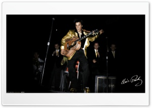 Elvis Presley 1956 HD Wide Wallpaper for Widescreen
