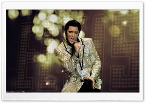 Elvis Presley 68 Special HD Wide Wallpaper for Widescreen