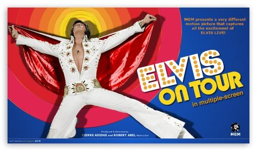 Elvis Presley Elvis On Tour 1972 Ultra Hd Desktop