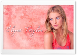 Elyse Taylor HD Wide Wallpaper for Widescreen