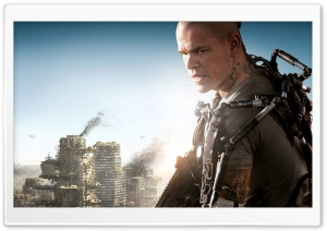 Elysium 2013 HD Wide Wallpaper for Widescreen