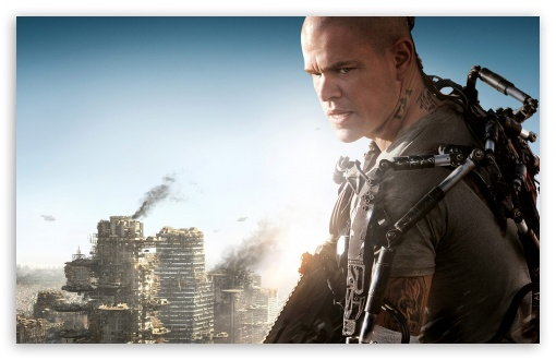 Elysium 2013 HD wallpaper for Wide 16:10 5:3 Widescreen WHXGA WQXGA WUXGA WXGA WGA ; HD 16:9 High Definition WQHD QWXGA 1080p 900p 720p QHD nHD ; Standard 4:3 5:4 3:2 Fullscreen UXGA XGA SVGA QSXGA SXGA DVGA HVGA HQVGA devices ( Apple PowerBook G4 iPhone 4 3G 3GS iPod Touch ) ; Tablet 1:1 ; iPad 1/2/Mini ; Mobile 4:3 5:3 3:2 16:9 5:4 - UXGA XGA SVGA WGA DVGA HVGA HQVGA devices ( Apple PowerBook G4 iPhone 4 3G 3GS iPod Touch ) WQHD QWXGA 1080p 900p 720p QHD nHD QSXGA SXGA ;