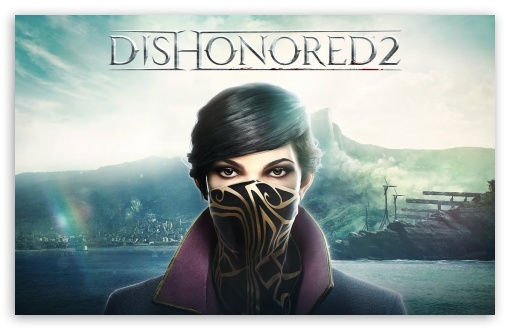 Emily Dishonored 2 Ultra Hd Desktop Background Wallpaper For 4k Uhd Tv Widescreen Ultrawide Desktop Laptop Tablet Smartphone