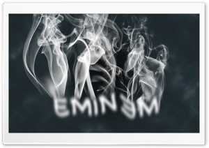 Eminem HD Wide Wallpaper for Widescreen