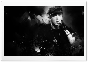Eminem 2011 HD Wide Wallpaper for Widescreen