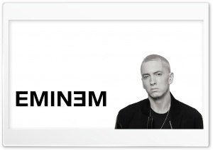 Eminem HD Wide Wallpaper for 4K UHD Widescreen desktop & smartphone