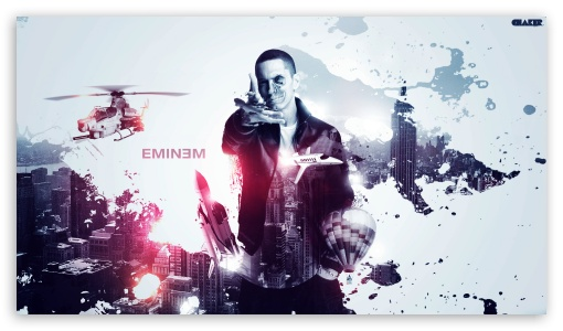 EMINEM HD HD wallpaper for HD 16:9 High Definition WQHD QWXGA 1080p 900p 720p QHD nHD ; Mobile 16:9 - WQHD QWXGA 1080p 900p 720p QHD nHD ;