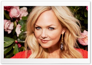 Emma Bunton Portrait HD Wide Wallpaper for Widescreen