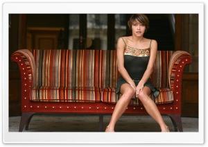 Emma De Caunes HD Wide Wallpaper for Widescreen