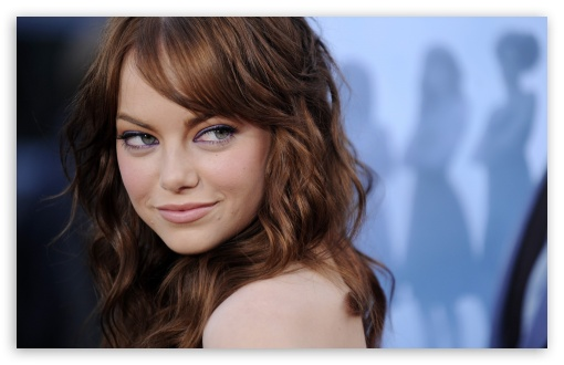 Emma Stone HD wallpaper for Wide 16:10 5:3 Widescreen WHXGA WQXGA WUXGA WXGA WGA ; HD 16:9 High Definition WQHD QWXGA 1080p 900p 720p QHD nHD ; Standard 4:3 5:4 3:2 Fullscreen UXGA XGA SVGA QSXGA SXGA DVGA HVGA HQVGA devices ( Apple PowerBook G4 iPhone 4 3G 3GS iPod Touch ) ; Tablet 1:1 ; iPad 1/2/Mini ; Mobile 4:3 5:3 3:2 16:9 5:4 - UXGA XGA SVGA WGA DVGA HVGA HQVGA devices ( Apple PowerBook G4 iPhone 4 3G 3GS iPod Touch ) WQHD QWXGA 1080p 900p 720p QHD nHD QSXGA SXGA ;