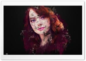 Emma Stone HD Wide Wallpaper for 4K UHD Widescreen desktop & smartphone