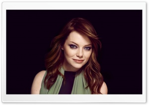 Emma Stone 2014 HD Wide Wallpaper for Widescreen